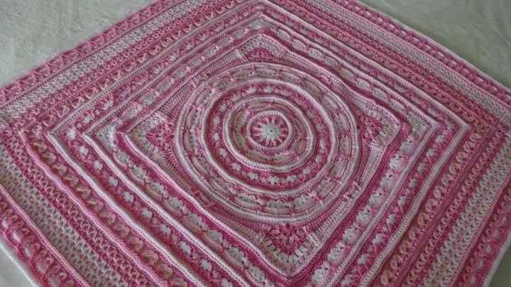 Lilliana Crochet A Long With Us