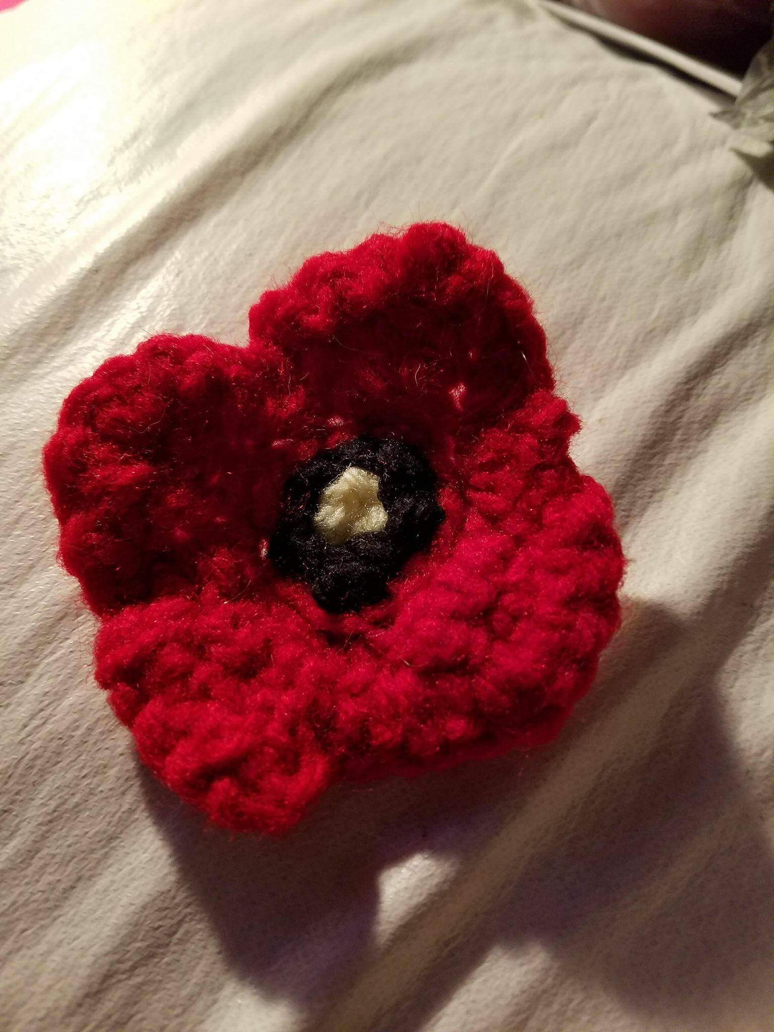 Celebrating The Flowere Poppy Crochet A Long With Us