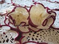 Silvana flower pin